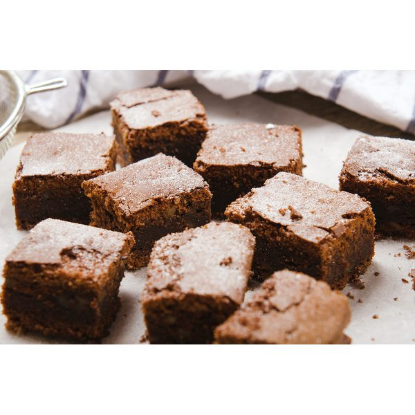 Vegetable Oil Substitute For Brownies  How to Substitute Sour Cream for Oil in Brownies