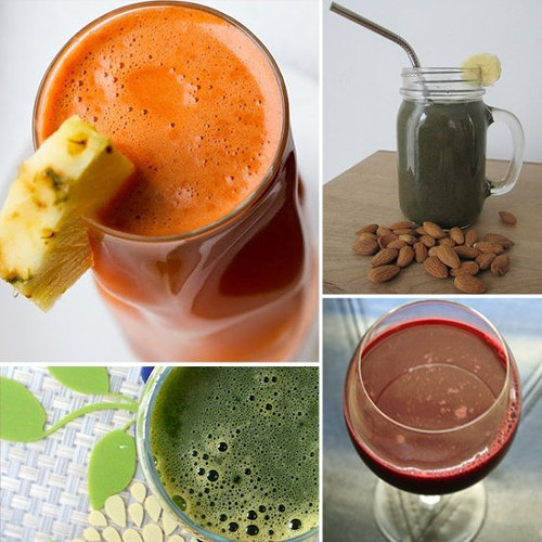 Vegetable Smoothie Recipes  It s Hot Out There Stay Hydrated