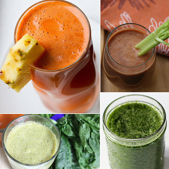 Vegetable Smoothie Recipes  Ve able Smoothies and Juice Recipes