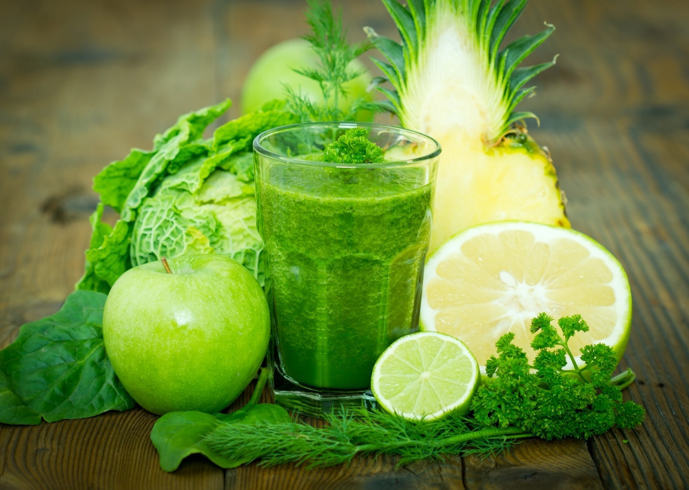 Vegetable Smoothie Recipes  Fat Burning Green Tea and Ve able Smoothie All