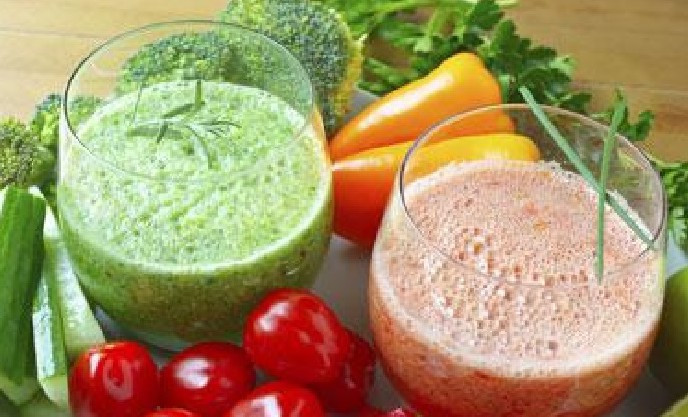 Vegetables And Fruit Smoothies  Healthy Smoothie with Fruits and Ve ables – Jungle Recipe