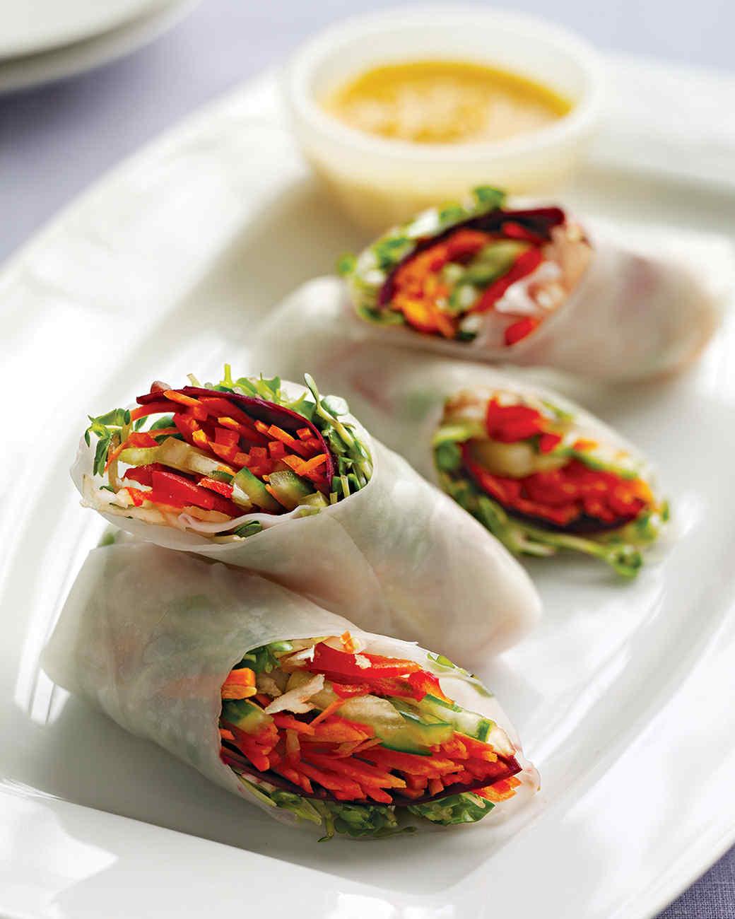 Vegetarian Appetizer Recipes  Vegan Appetizers