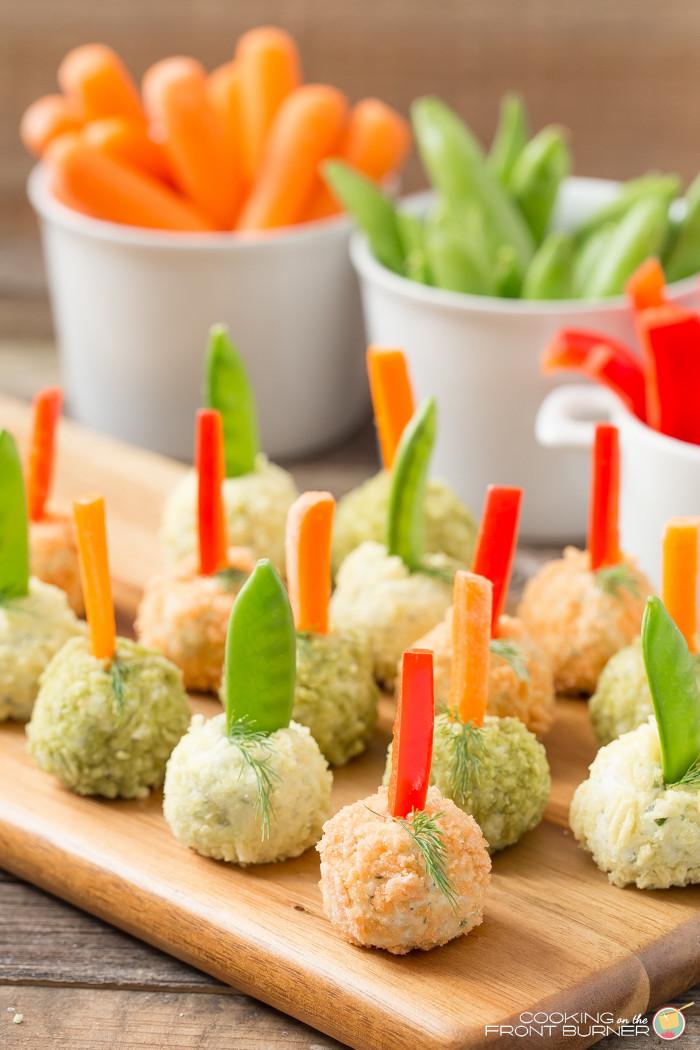 Vegetarian Appetizer Recipes  veggie dip appetizer recipes