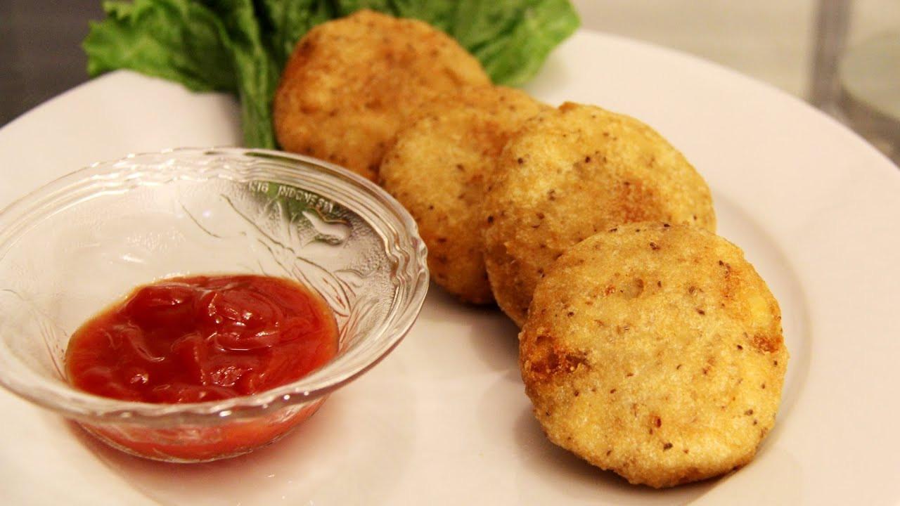 Vegetarian Appetizer Recipes  Suji Kachori Recipe