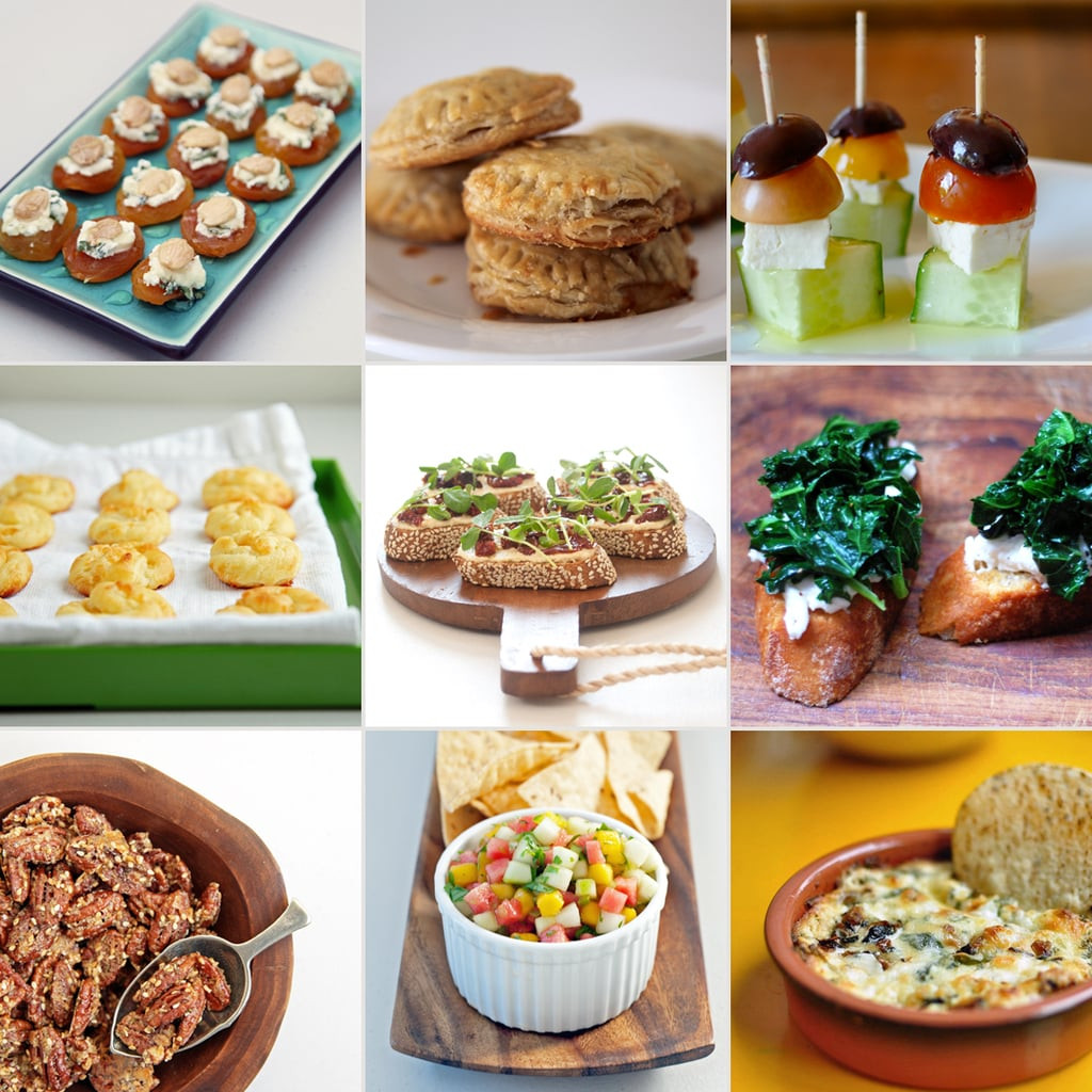Vegetarian Appetizer Recipes  Ve arian Appetizers