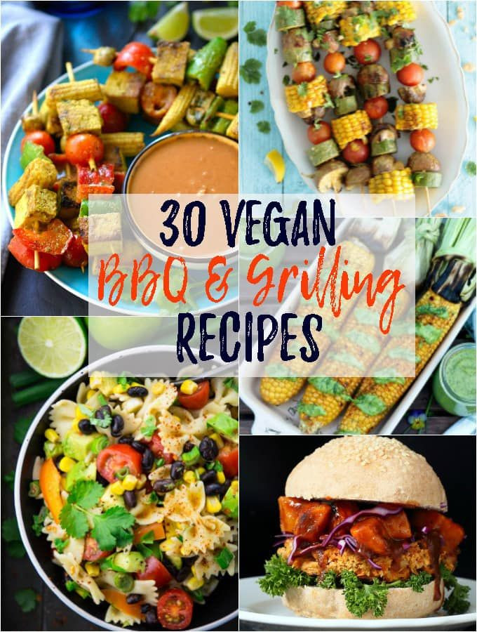 Vegetarian Bbq Recipes  63 best Vegan Grill Campfire Picnics & Sides images on