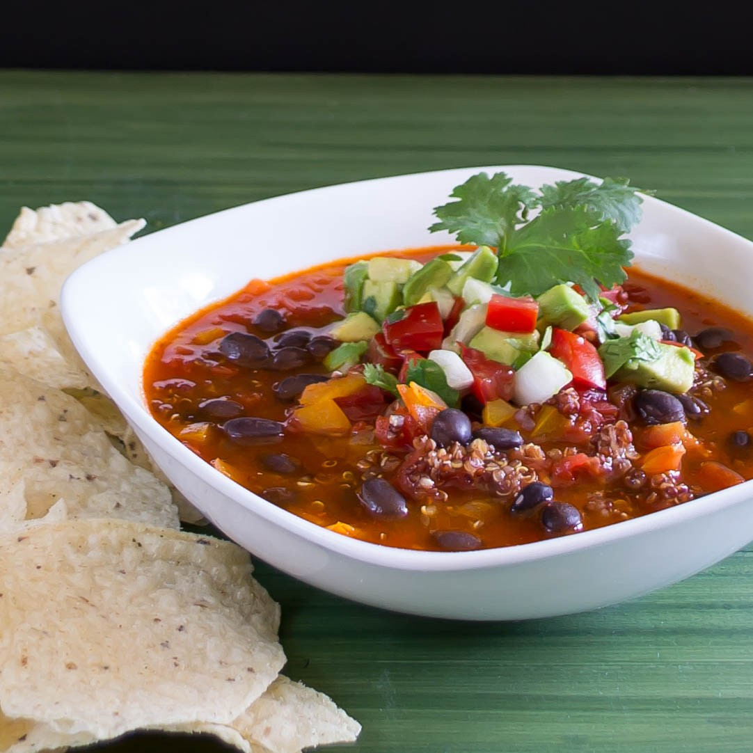 Vegetarian Black Bean Chili  Ve arian Black Bean Chili Pick Fresh Foods