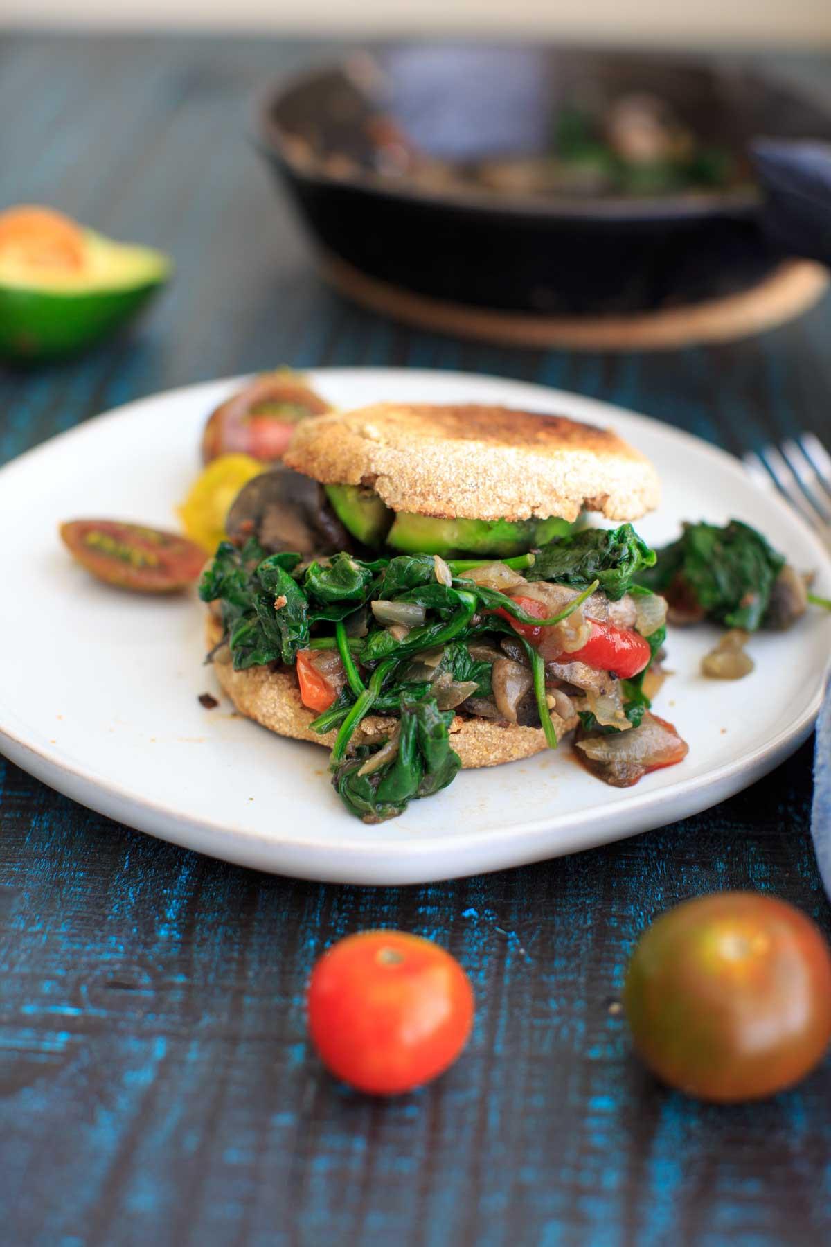 Vegetarian Breakfast Recipes For Weight Loss  Healthy Vegan Breakfast Ideas Fit Foo Finds