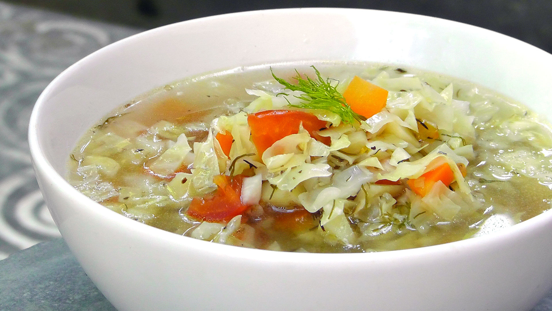 Vegetarian Cabbage Soup  Greek Cabbage Soup – International Vegan