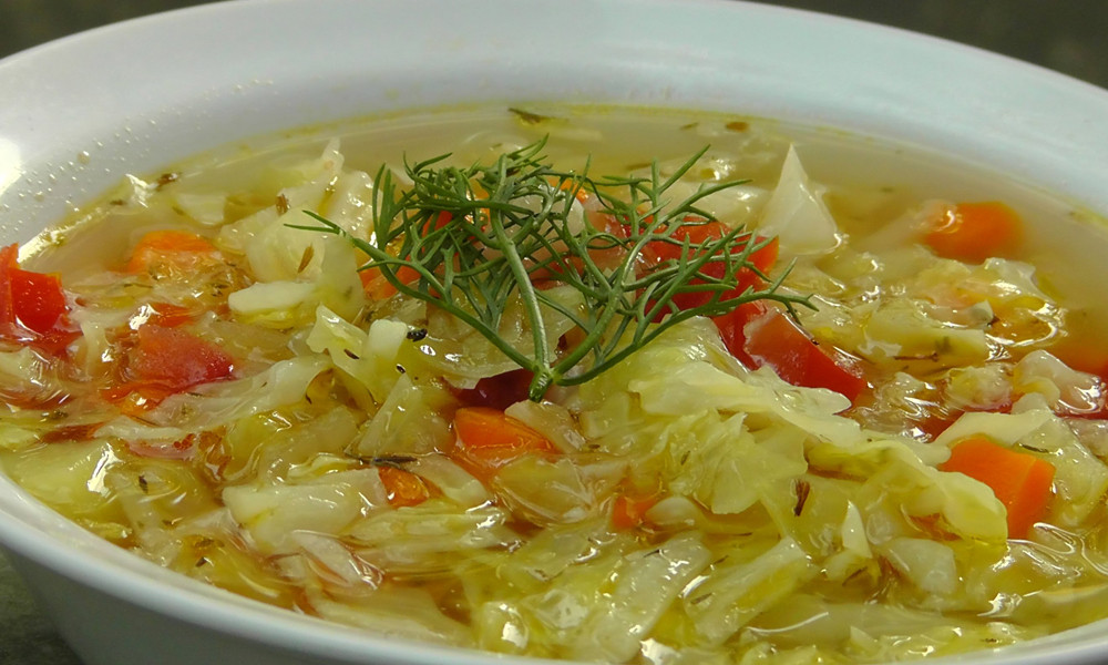 Vegetarian Cabbage Soup  Cabbage Soup Diet