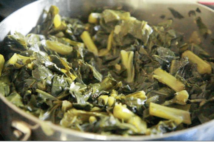Vegetarian Collard Greens  Vegan Southern Collard Greens Recipe