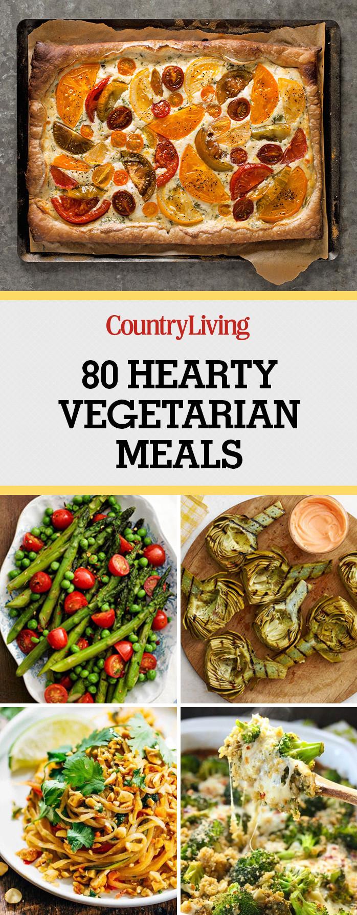 Vegetarian Dinner Ideas  80 Easy Ve arian Dinner Recipes Best Ve arian Meal