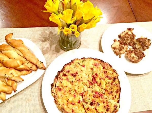 Vegetarian Easter Brunch Recipes  3 Recipes For A Delicious Vegan Easter Brunch VeegMama