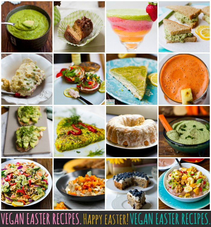 Vegetarian Easter Brunch Recipes  Holiday 40 Vegan Easter Recipes for Everyone to Love