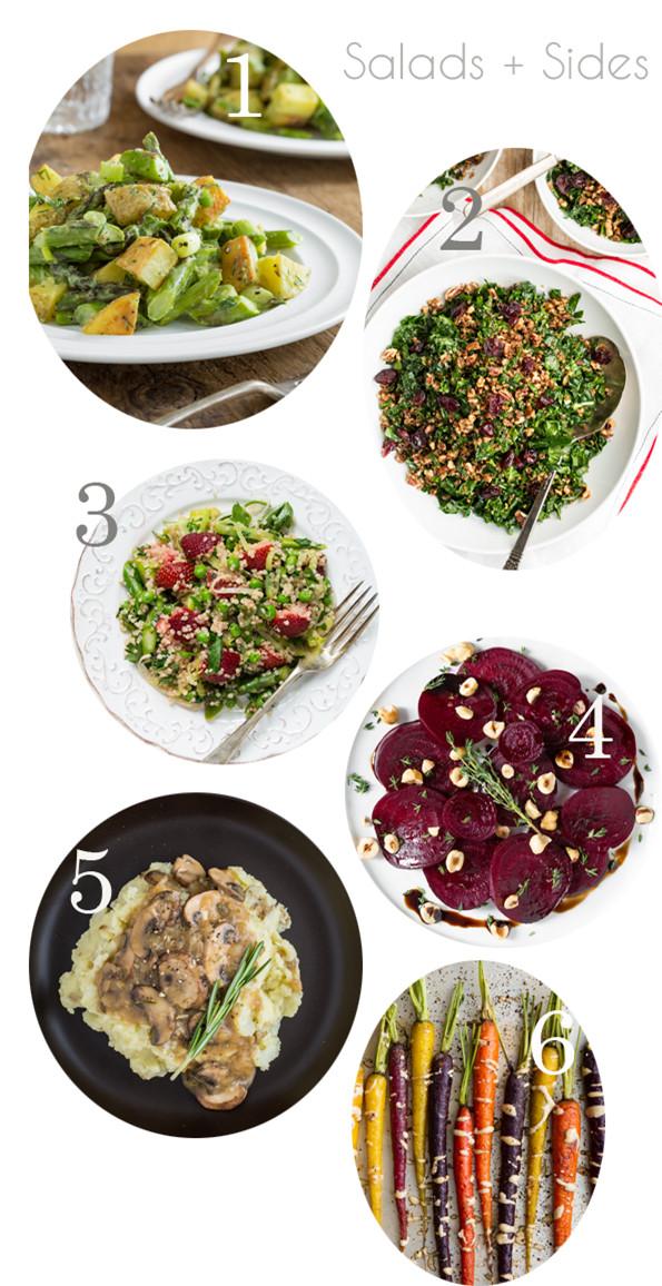 Vegetarian Easter Brunch Recipes  23 Vegan Easter Menu Ideas Salads Sides Entrées Treats