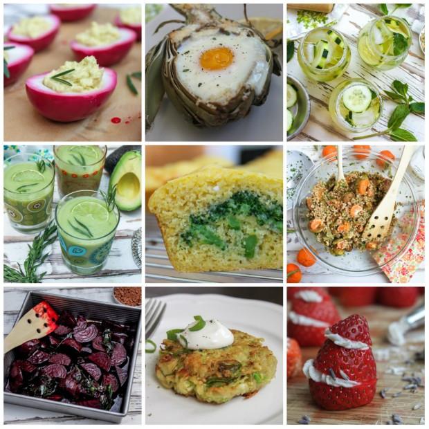 Vegetarian Easter Brunch Recipes  9 Simple Ve arian Recipes for the Perfect Easter Brunch