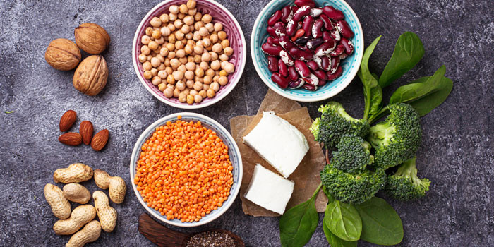 Vegetarian Foods High In Protein  The best vegan protein sources