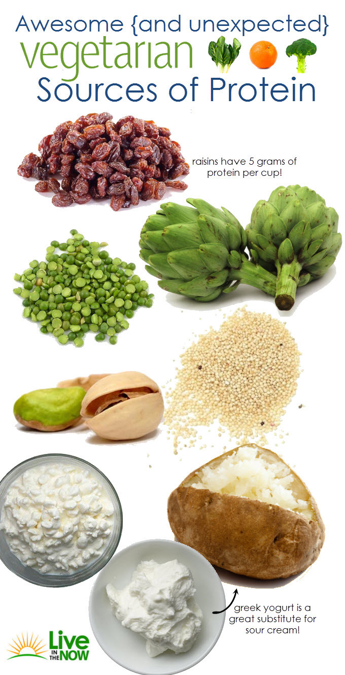 Vegetarian Foods High In Protein  8 Ve arian Friendly Foods That Are Surprisingly High in