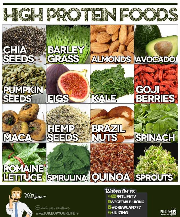 Vegetarian Foods High In Protein  Workout Wednesday Why Protein is Essential for Exercise