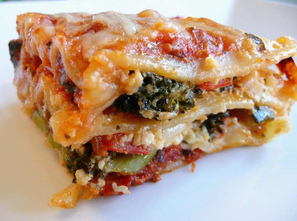 Vegetarian Lasagna Recipes  ve able lasagna