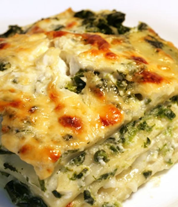 Vegetarian Lasagna Spinach  Top 9 Delicious Ve arian Lasagna Recipes