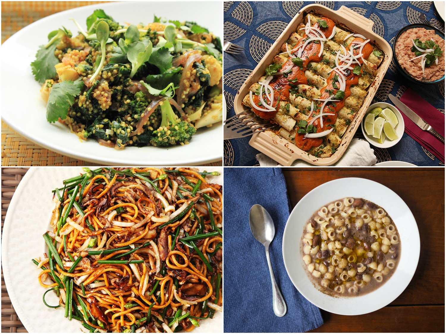 Vegetarian Main Dishes  14 Warming Vegan Main Dishes for Chilly Nights