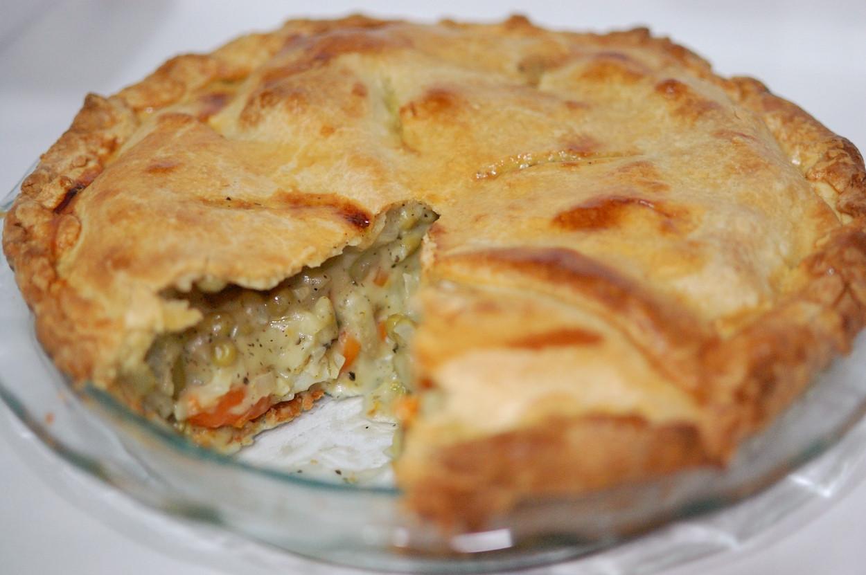 Vegetarian Pot Pie  Easy Ve able Pot Pie Recipe – Easy Pot Pie Recipe – Easy