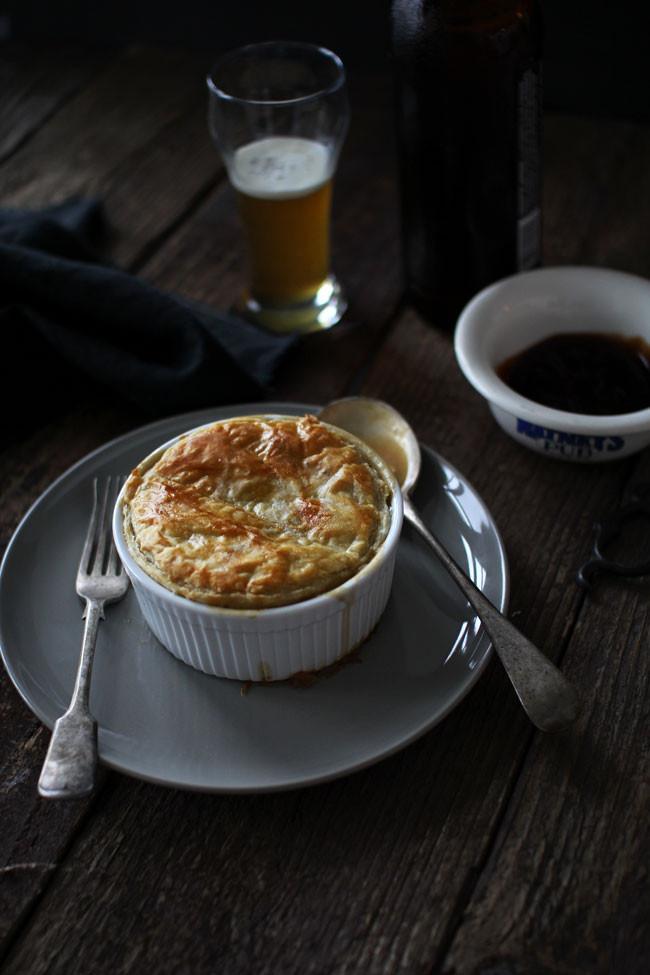 Vegetarian Pot Pie  Flourishing Foo Mini Ve arian Pot Pies