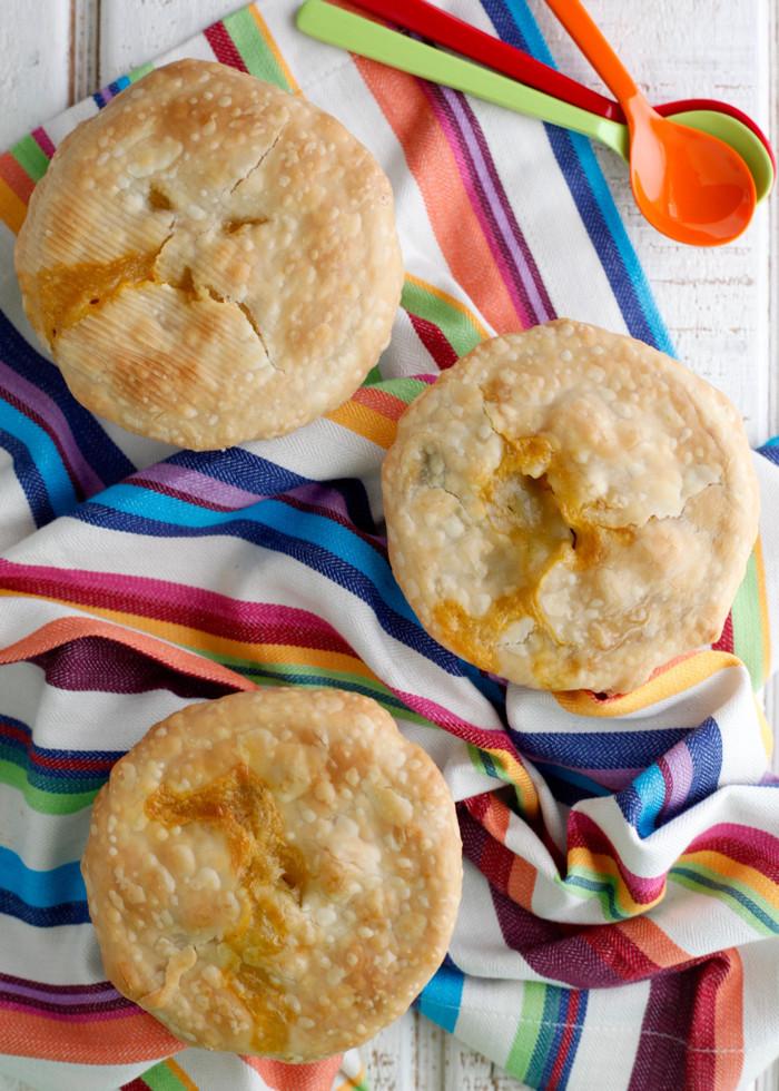 Vegetarian Pot Pie  Veggie Pot Pie