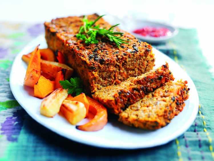 Vegetarian Potato Recipes  Sweet Potato Loaf Ve arian Recipe