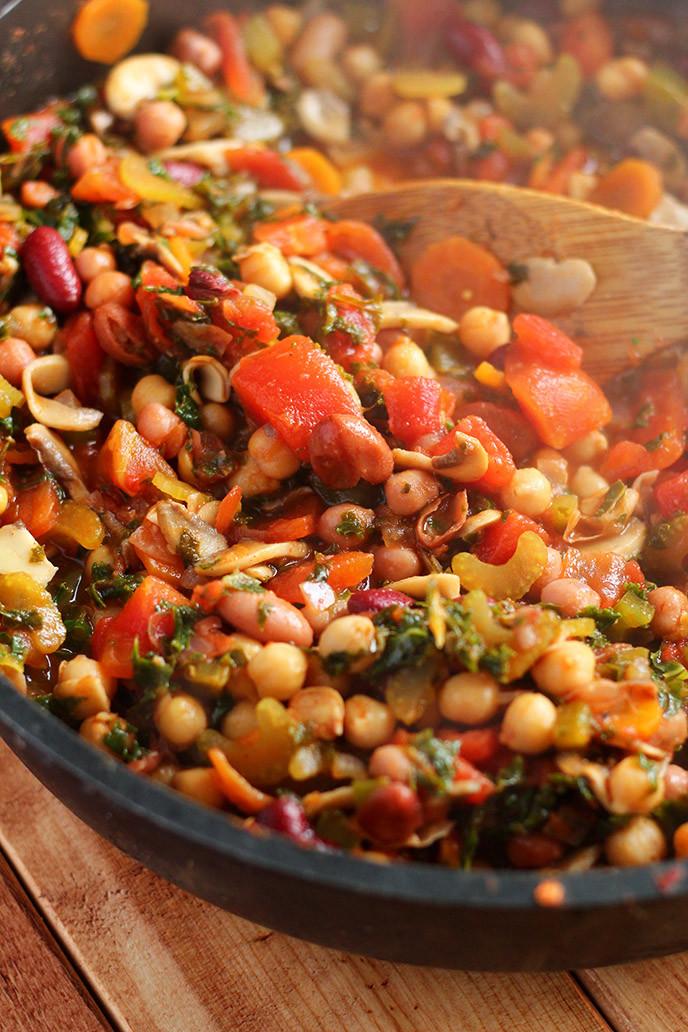 Vegetarian Recipes Easy  ve arian recipes easy