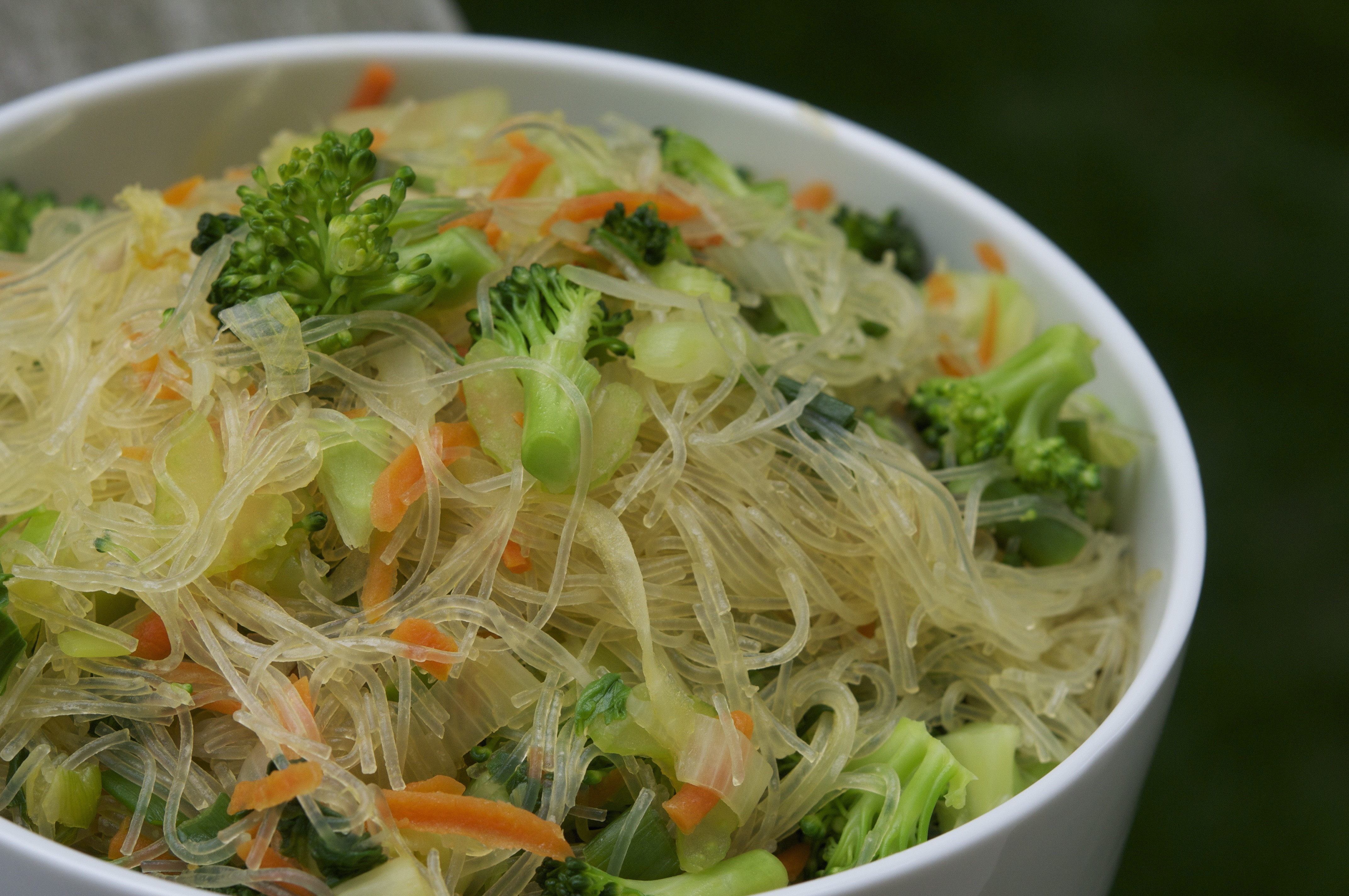 Vegetarian Rice Noodles Recipe  STIR FRIED RICE NOODLES WITH VEGETABLES