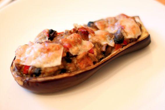Vegetarian Stuffed Eggplant  Ve arian Stuffed Eggplant Recipe List SaleWhale