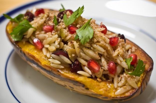 Vegetarian Thanksgiving Dishes  Ve arian Thanksgiving Recipes