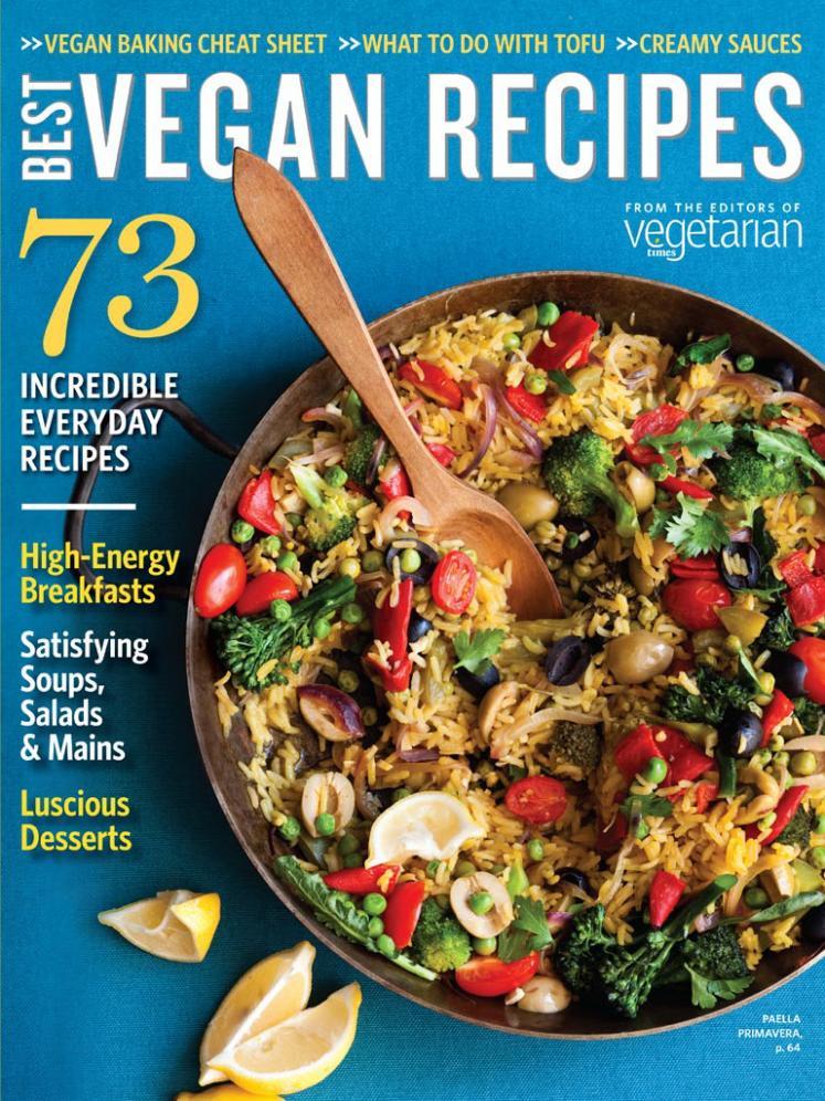 Vegetarian Times Recipes  Ve arian Times Best Vegan Recipes 2014 AvaxHome