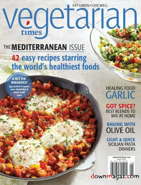 Vegetarian Times Recipes  Ve arian Times
