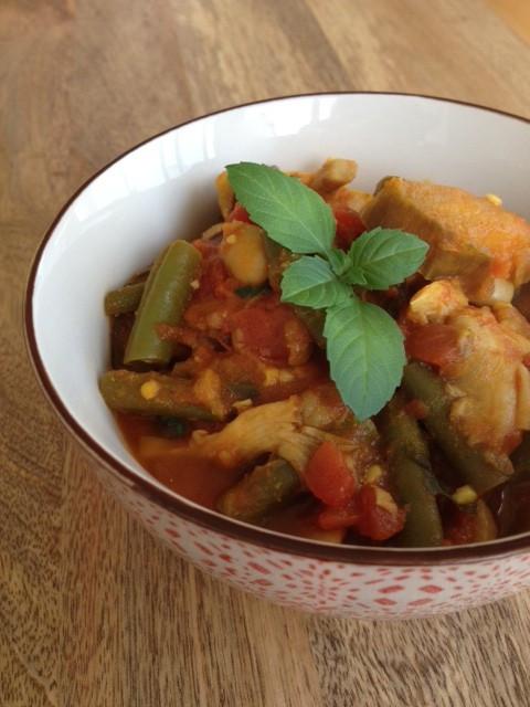 Vegetarian White Bean Chili  Ve arian Farmer's Market White Bean Chili – Healthy High