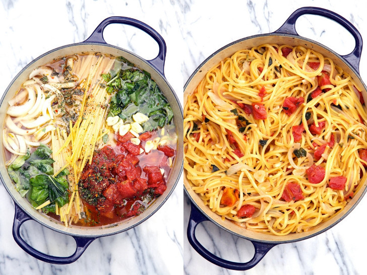 Veggie Dinner Ideas  15 vegan one pot dinners for no fuss low mess meals in a