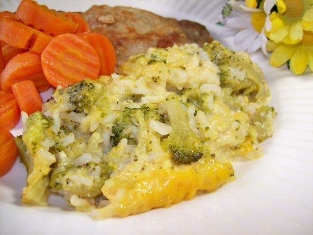 Velveeta Broccoli Rice Casserole  Velveeta Broccoli Rice Casserole Recipe Food
