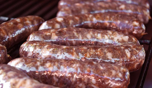 Venison Breakfast Sausage Recipe  Venison Sausage with Garlic