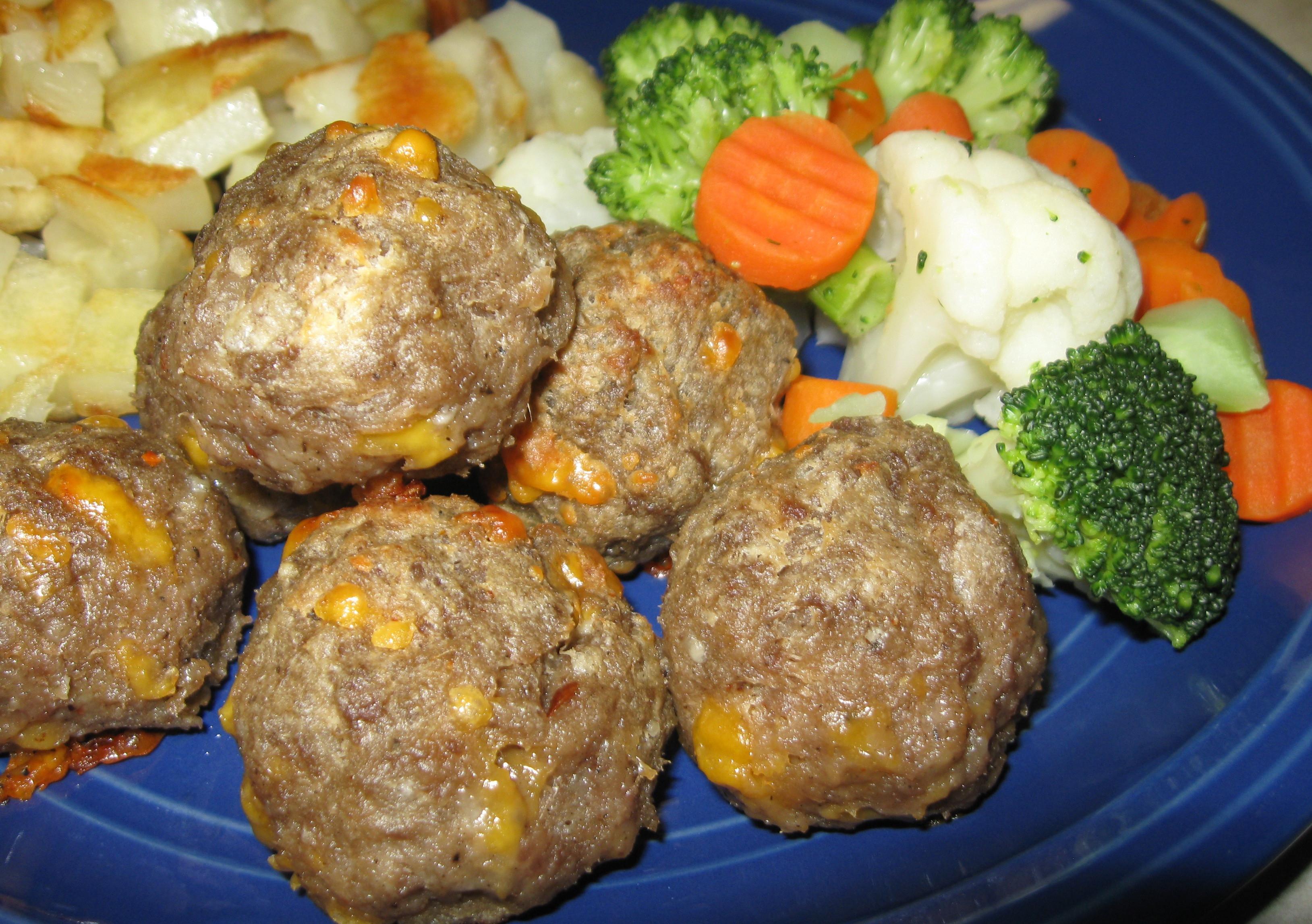 Venison Breakfast Sausage Recipe  venison sausage meatballs