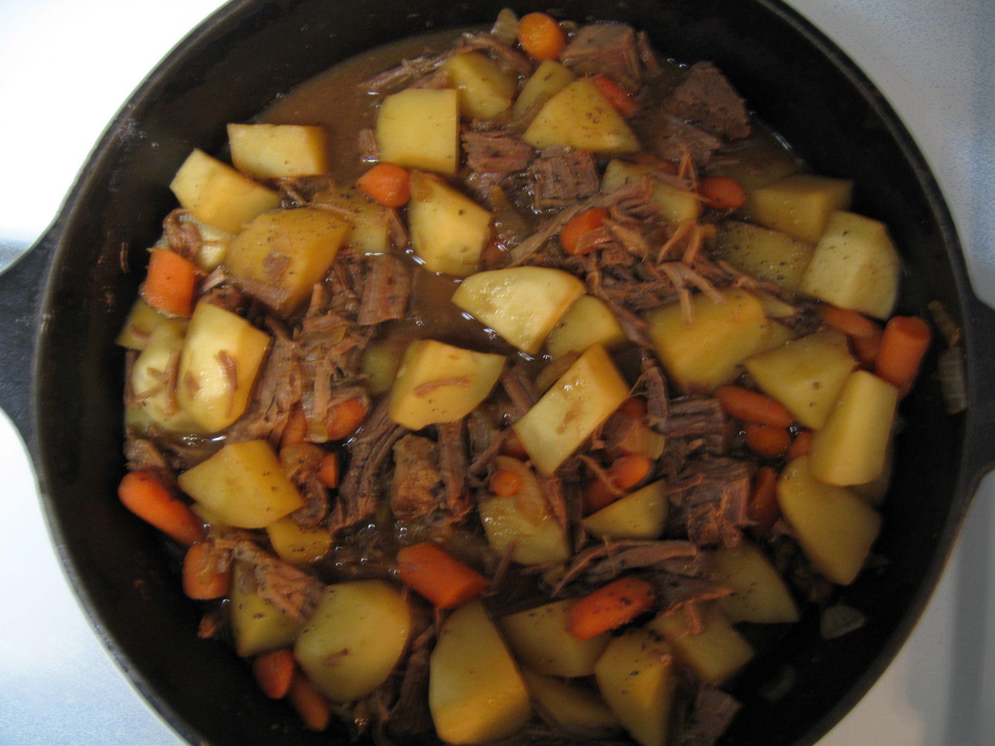 Venison Stew Recipe  God loves Me Venison Stew Recipe