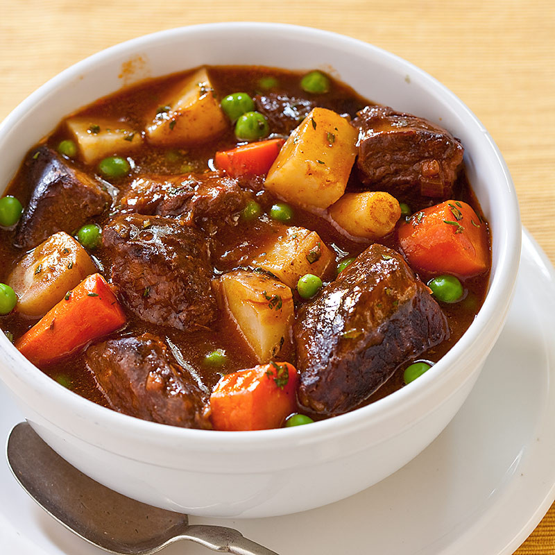 Venison Stew Slow Cooker  Slow Cooker Hearty Beef Stew