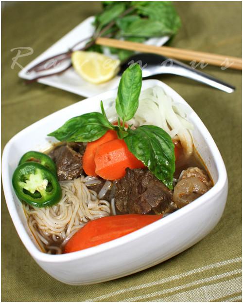 Vietnamese Beef Stew  Bo Kho Vietnamese Beef Stew Recipe