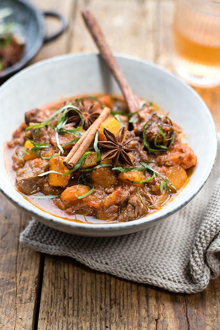 Vietnamese Beef Stew  Pressure cooker Vietnamese beef stew