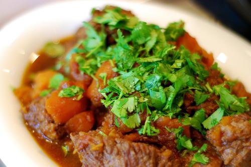 Vietnamese Beef Stew  Bo Kho Spicy Vietnamese Beef Stew