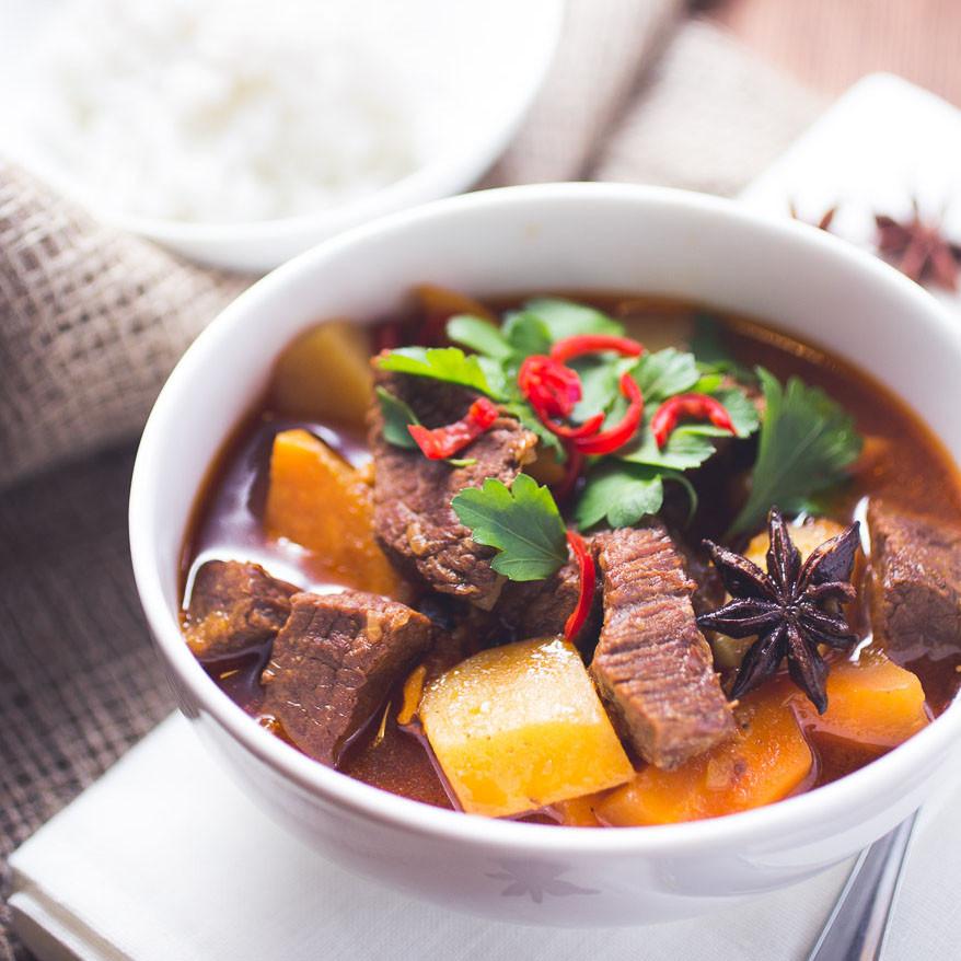 Vietnamese Beef Stew  Bò Kho Vietnamese Beef Stew