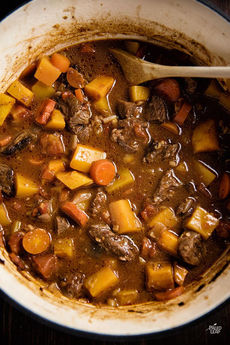 Vietnamese Beef Stew  Vietnamese Beef Stew
