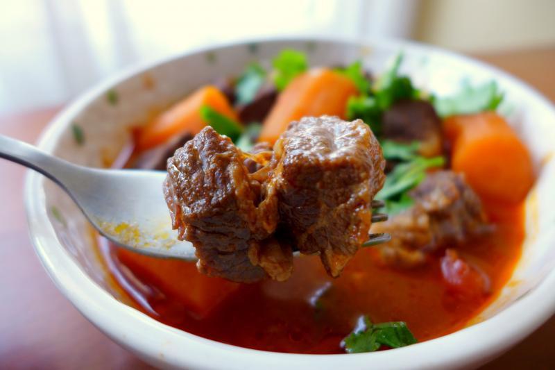 Vietnamese Beef Stew  AFF Indochina Bo Kho Vietnamese Beef Stew – Kelly Siew