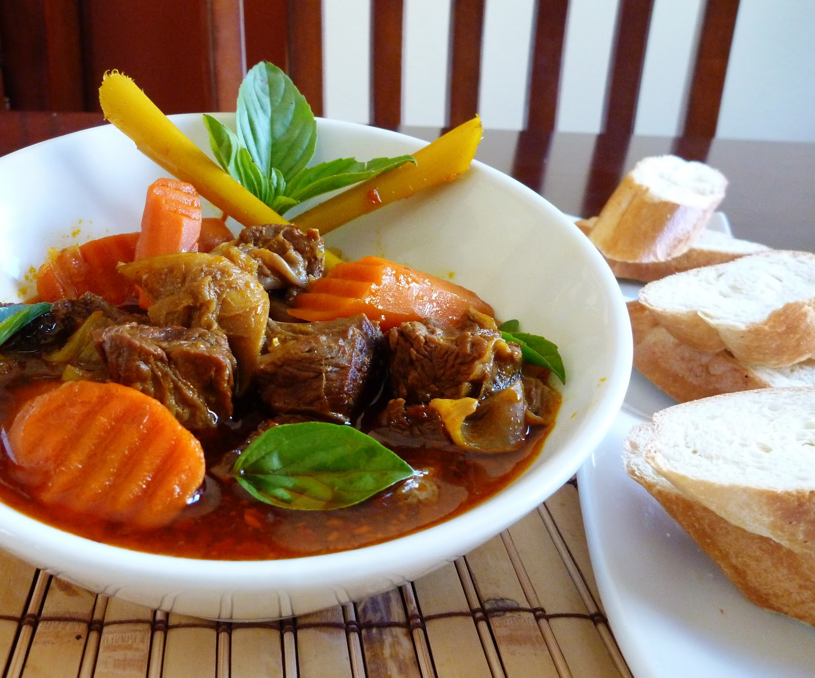 Vietnamese Beef Stew  The Spices Life Bò Kho Vietnamese Beef Stew